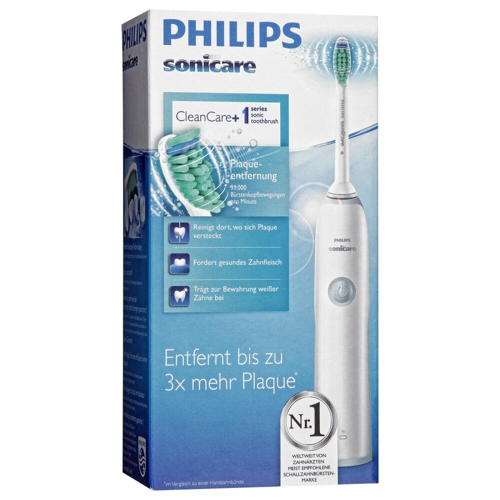 Bàn chải điện Philips Sonicare HX6731/02 HealthyWhite Rechargeable là sản phẩm chuyên dùng cho răng niềng hoặc những người muốn làm sạch răng miệng đạt hiệu quả cao