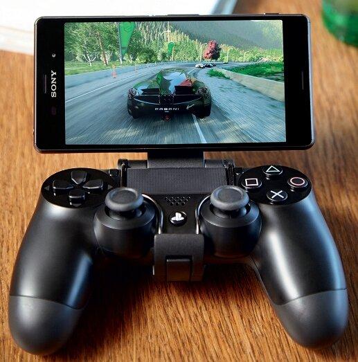 Đắm mình vào thế giới game cùng Xperia Z3