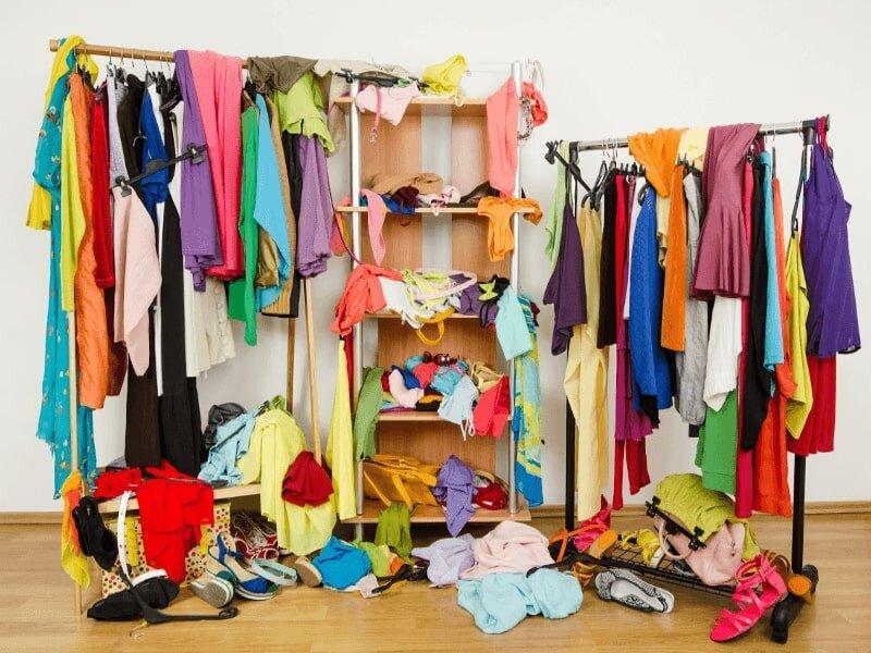 Phân loại quần áo trước khi giặt giúp quần áo bền hơn
