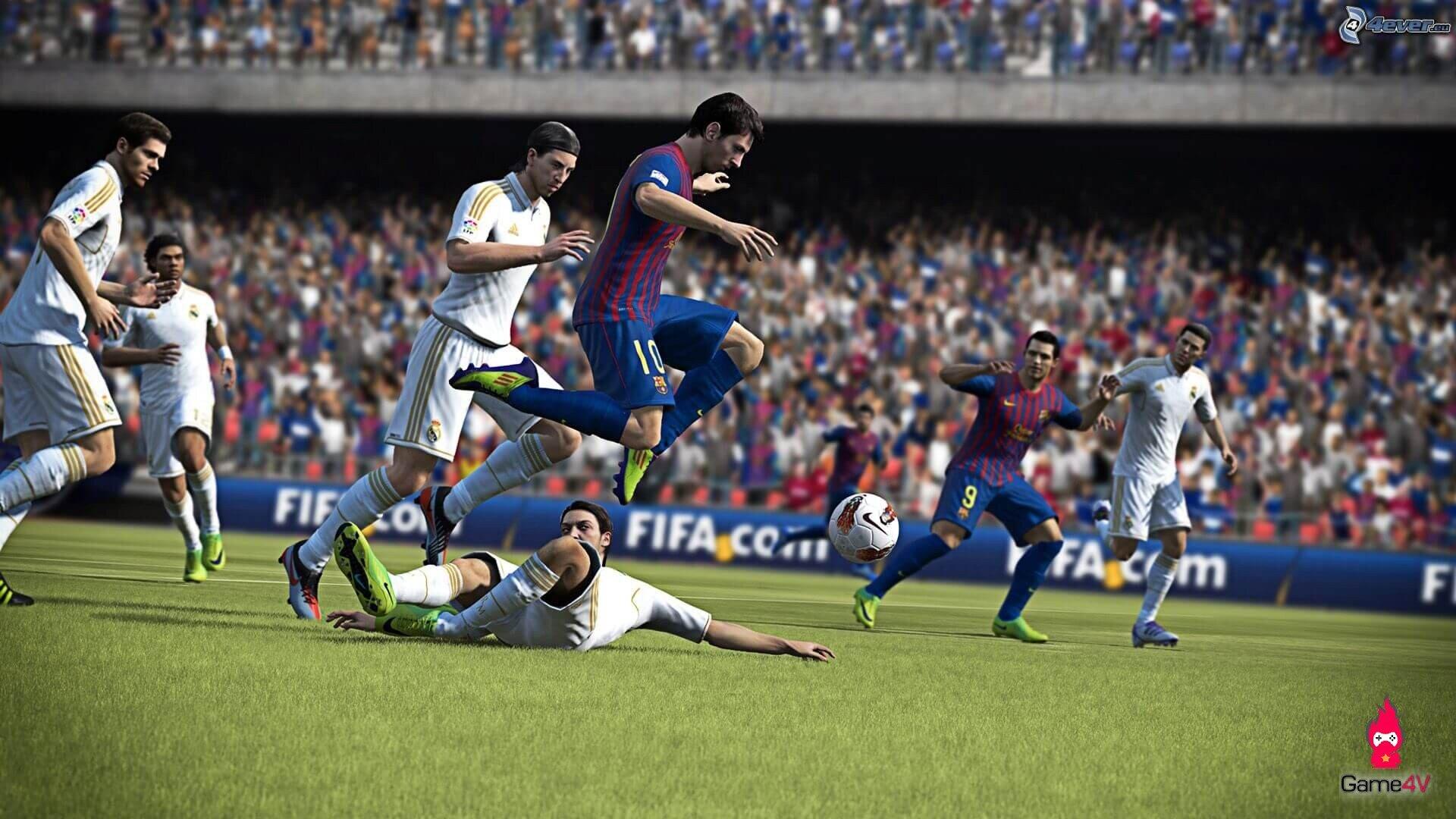 FIFA cũng là một tựa game khá hot trên Nintendo Switch