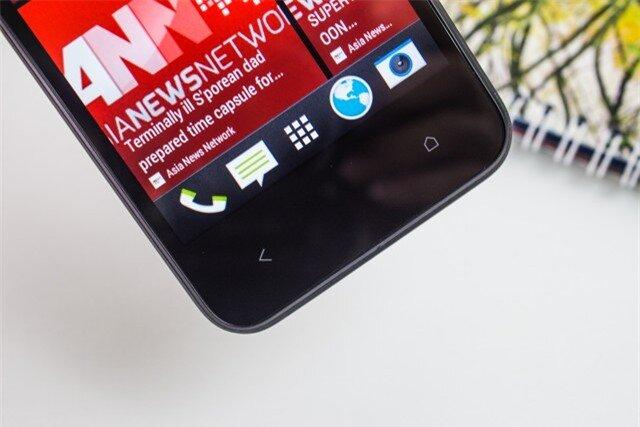HTC Desire 300 2 phím cảm ứng