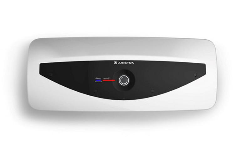 Bình nóng lạnh Ariston 20L SLIM 20 được thiết kế với kiểu dáng hình chữ nhật ngang tinh tế