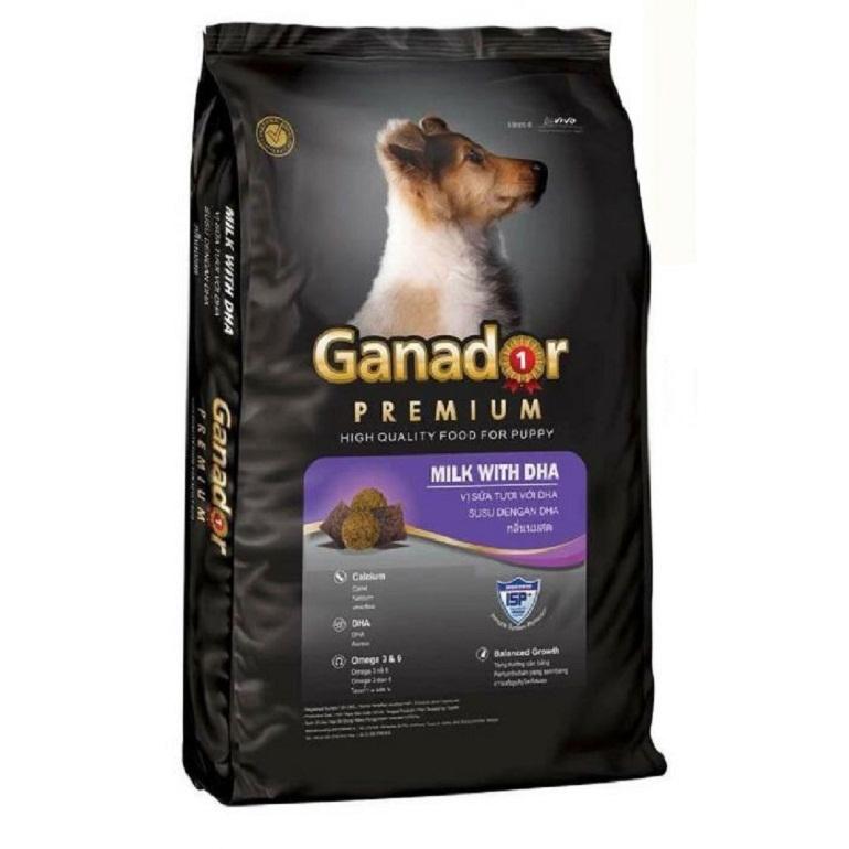 Thức ăn cho chó Ganador có nguồn gốc và xuất xứ từ nước Pháp