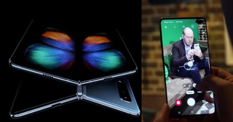 Đánh giá điện thoại smartphone Samsung Galaxy Fold 5G màn hình gập đáng mua không ? Mua ở đâu ?