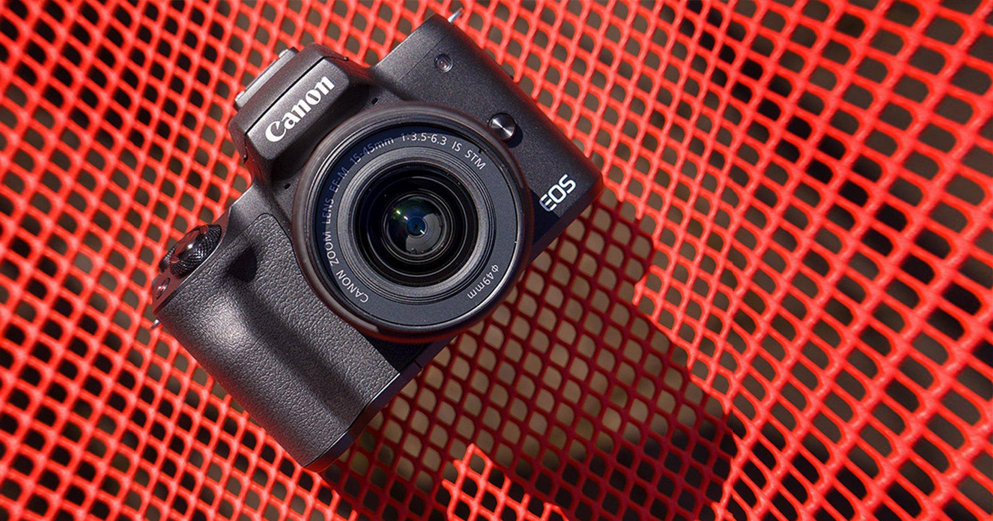 Dung lượng pin của máy Canon được đánh giá cao