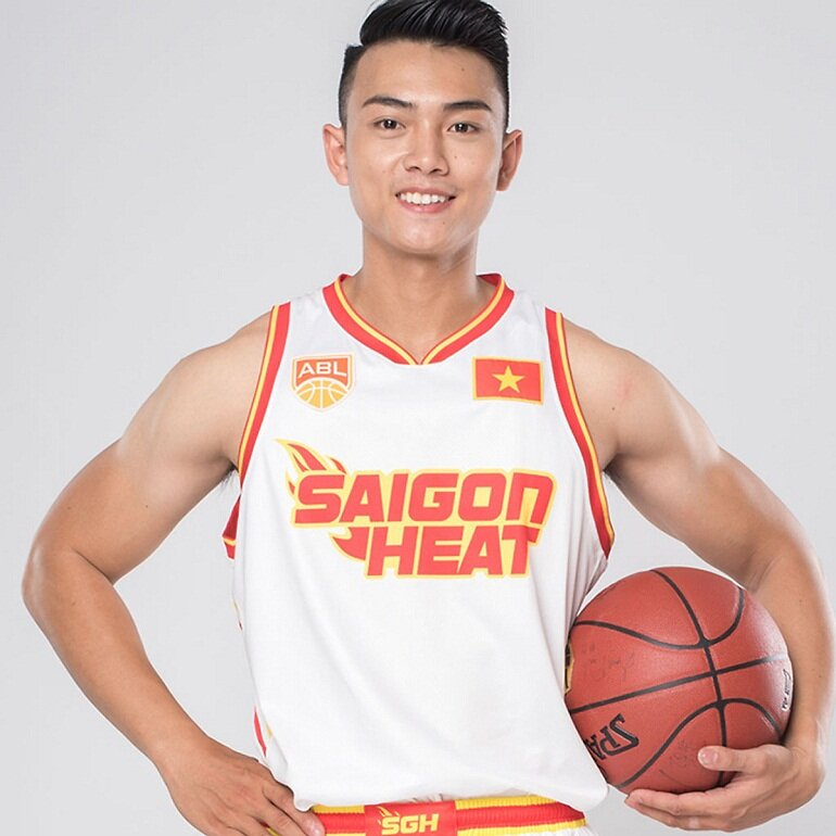 Bộ đồ bóng rổ hai mặt Jersey