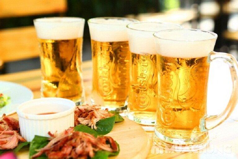 uống bia có lợi cho sức khỏe