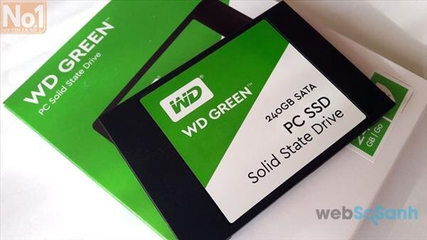 ổ cứng SSD cho laptop