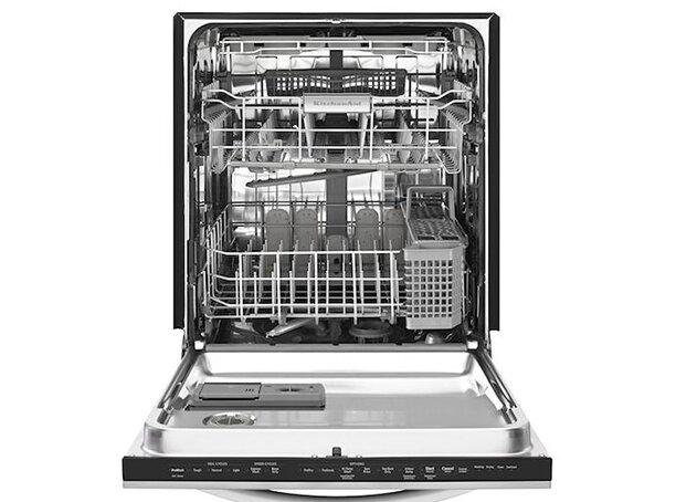 Máy rửa chén loại ngăn kéo giúp tiết kiệm điện, nước và khả năng rửa linh hoạt hơn