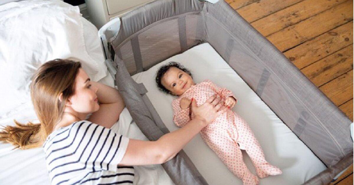 Review giường cũi trẻ em Joie có tốt không? Giá bao nhiêu?