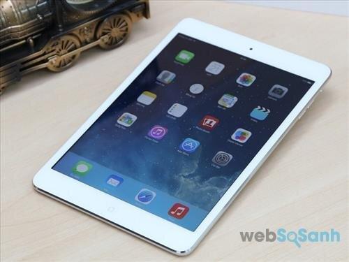 Ưu điểm của máy tính bảng iPad