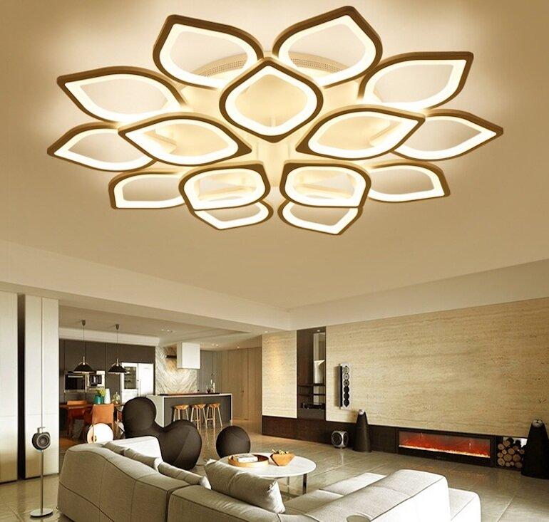 Đèn led trang trí trần nhà là gì?