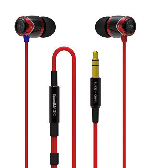 SoundMagic E10 có thiết kế bắt mắt