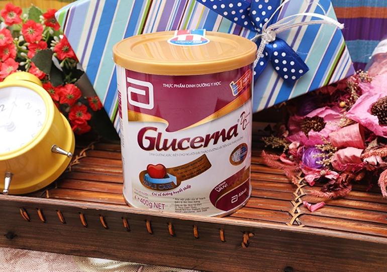 Sữa cho người tiểu đường Glucerna của Abbott