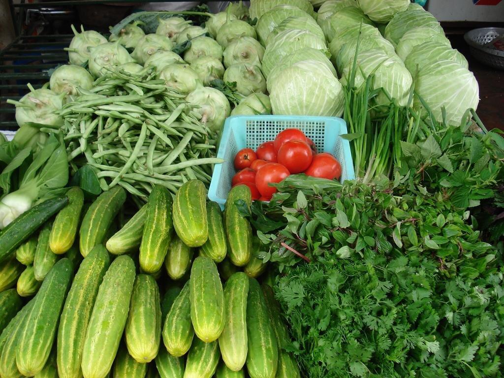 Chọn những thực phẩm an toàn, không hóa chất
