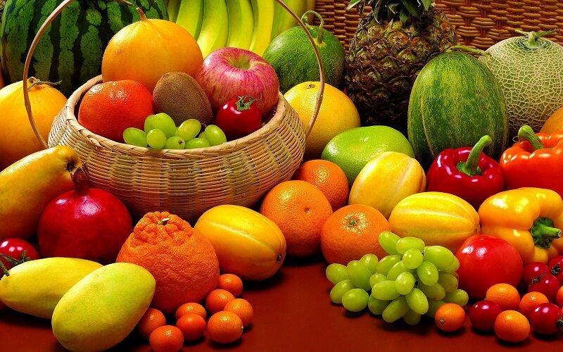 Các loại rau củ quả tách hạt, không cứng đều dùng được cho máy ép chậm