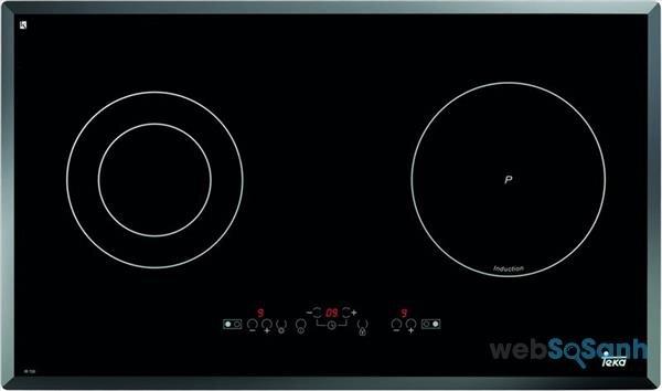 bếp điện từ đôi Teka IR 720