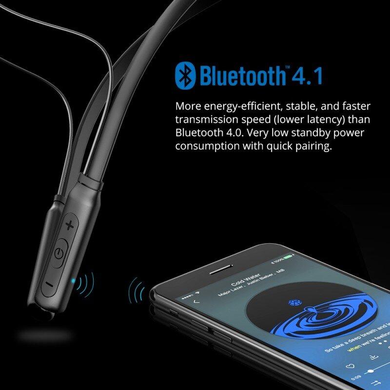 Tai nghe Bluetooth Sport Tronsmart Encore S2 âm thanh trung thực