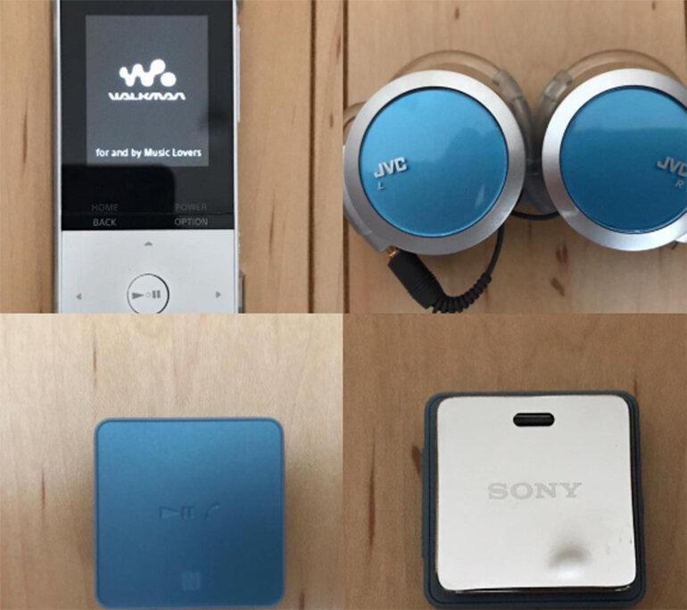 Tai nghe Bluetooth Sony SBH24