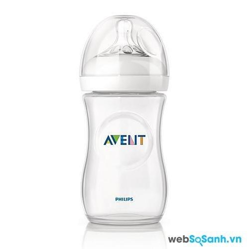 Bình chứa sữa Philips AVENT Natural