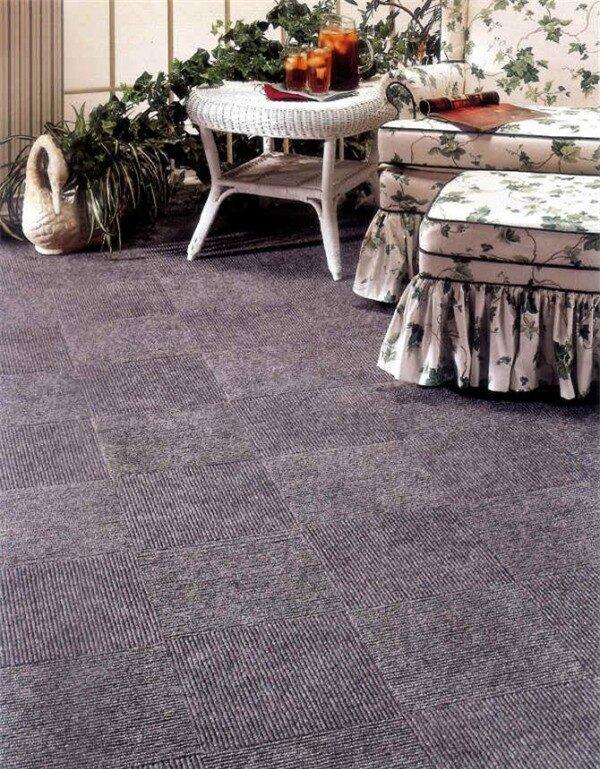 Tấm thảm sàn nhà Berber