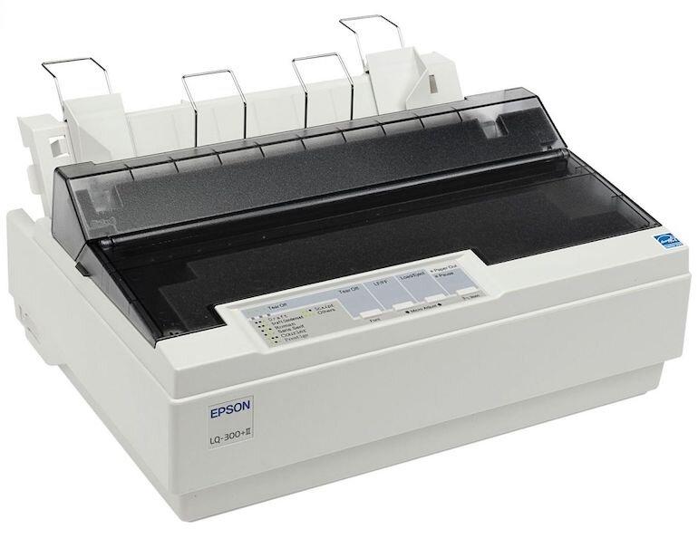 Máy in hóa đơn đỏ Epson LQ - 300