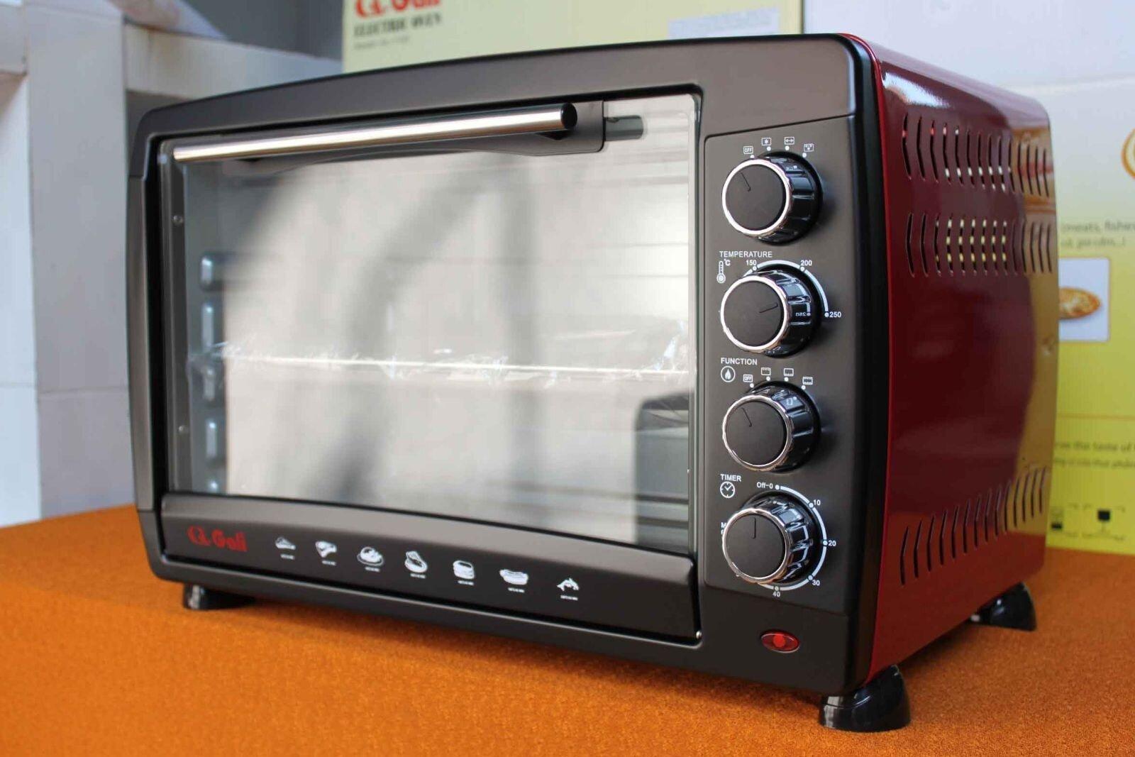 Lò nướng bánh gia đình Gali GL-1148 2000W 48L