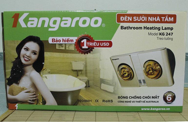 Máy sưởi phòng tắm