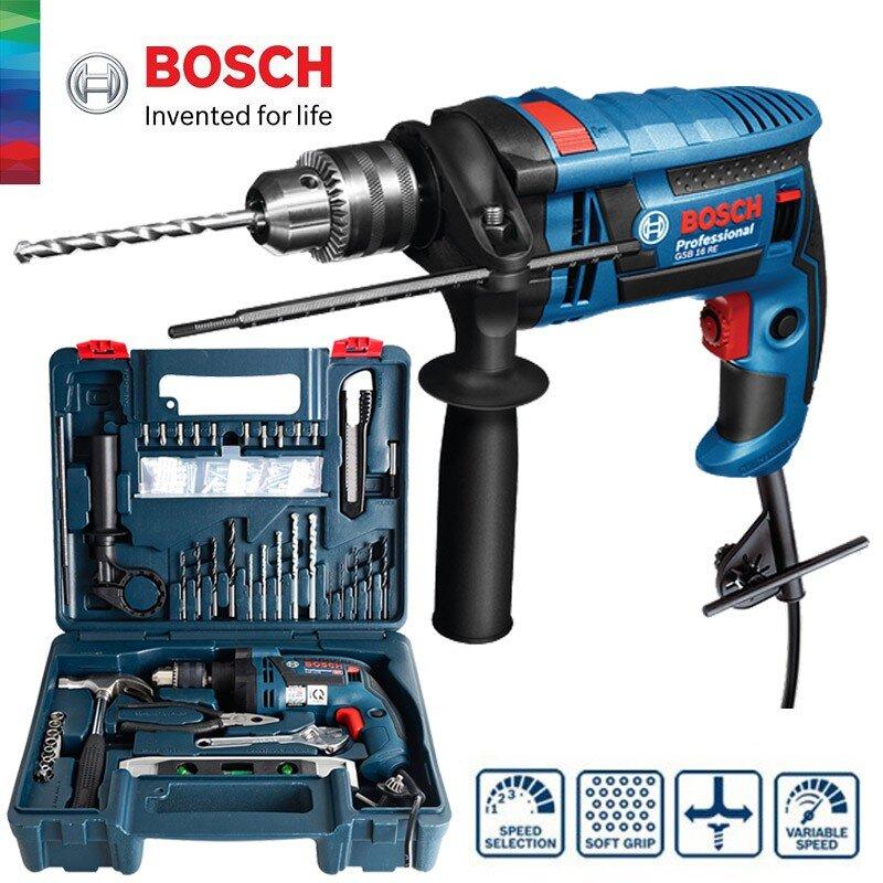 Máy khoan tường Bosch vận hành mạnh mẽ