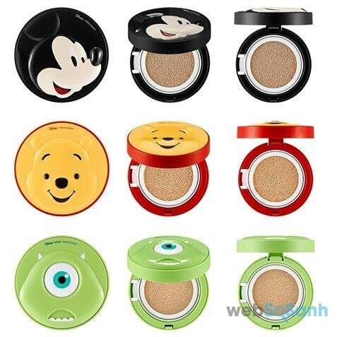 Phấn nước The Face Shop Disney Cushion