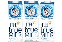 giá sữa TH true MILK