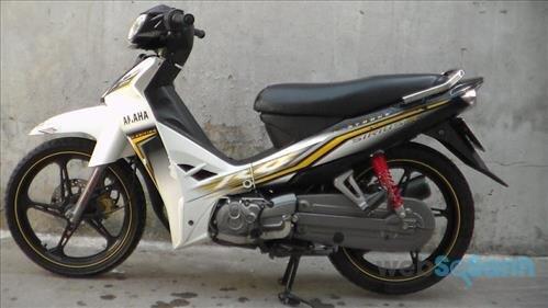 xe máy yamaha sirius bị lỗi