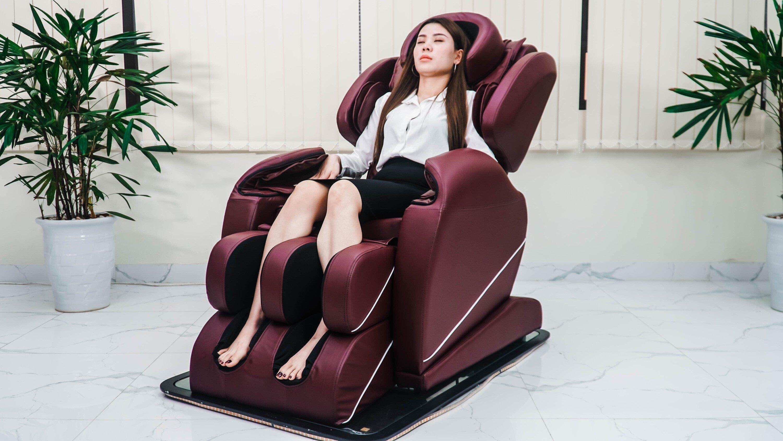 Nên đặt máy ở môi trường thoáng mát và sạch sẽ là cách sử dụng ghế massage được bền lâu hơn