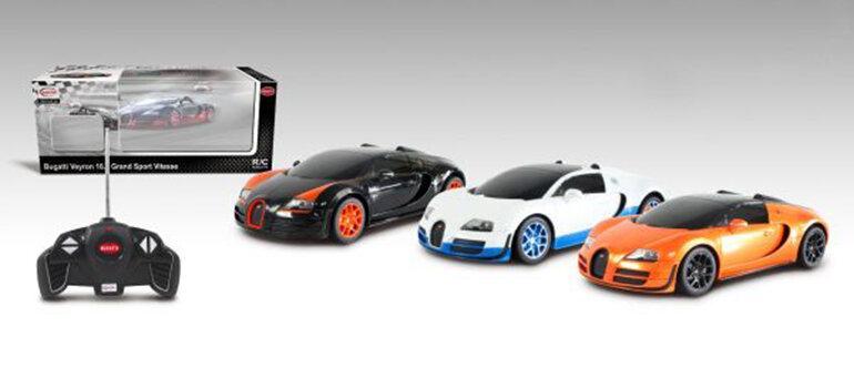 Xe điều khiển từ xa Bugatti Veyron Grand Sport Vitesse