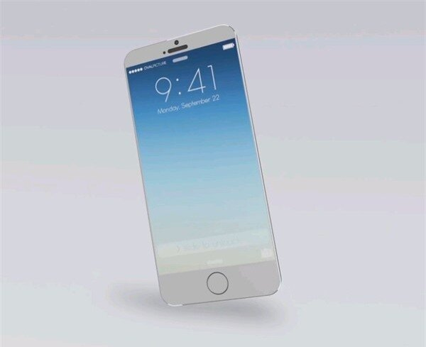 Bản thiết kế iPhone 6 siêu mỏng cực ấn tượng 3