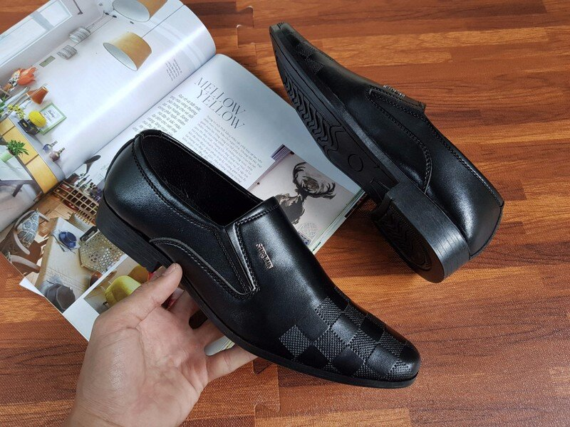 Những mẫu giày Tây nam công sở thanh lịch