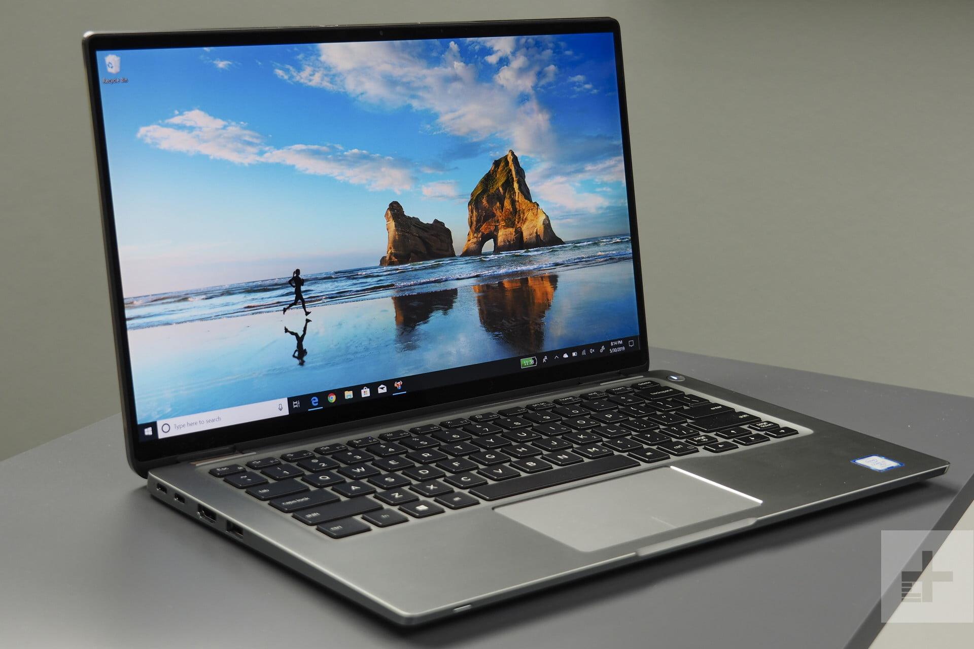 Dell Latitude 7400 2-in-1 tiện lợi mang theo bất cứ đâu lại có pin khỏe, sử dụng được lâu