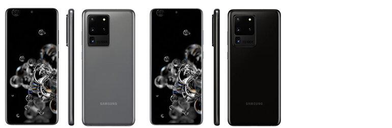 màu trên điện thoại samsung S20 Ultra