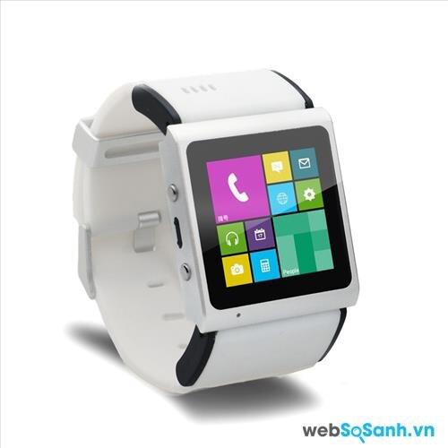 Đồng hồ thông minh là chiếc đồng hồ đeo tay ngoài chức năng xem giờ nó còn có thêm nhiều chức năng tiện dụng khác