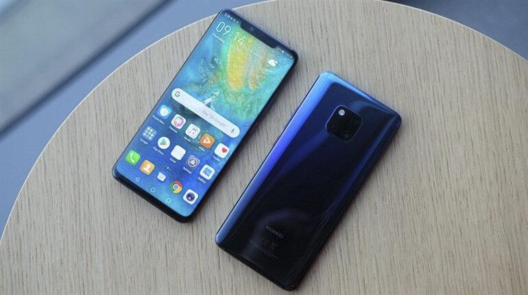 So sánh điện thoại Huawei Mate 20 và Xiaomi Mi 8 Pro