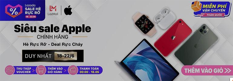 Ưu đãi đến từ thương hiệu Apple
