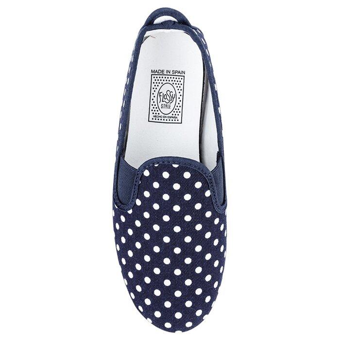 Giày cao gót Loafer lười dễ dàng sử dụng