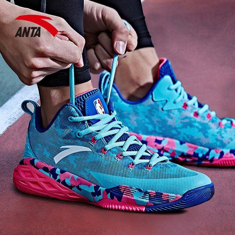 Giày bóng rổ Anta chính hãng có thiết kế tinh xảo, sắc nét