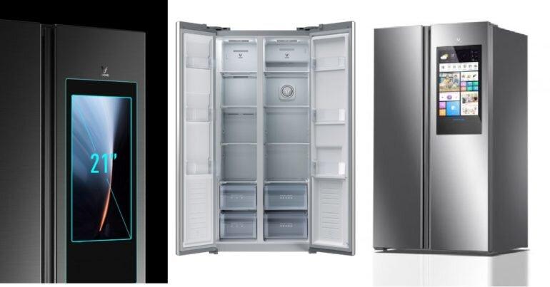 Review tủ lạnh Xiaomi Viomi thông minh : CHẤT - ĐẸP - RẺ nhưng khó sử dụng