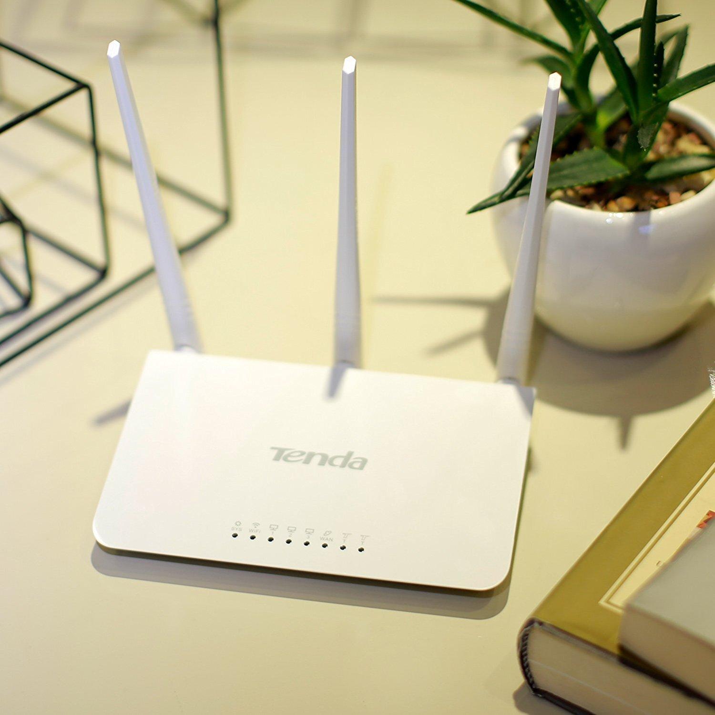 Modem wifi Tenda F3 giá rẻ