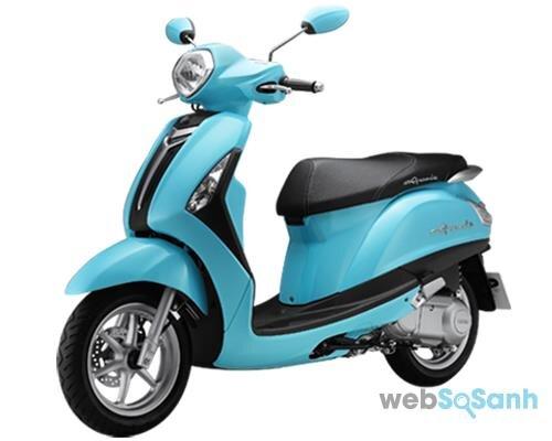 Yamaha Grande màu nào đẹp