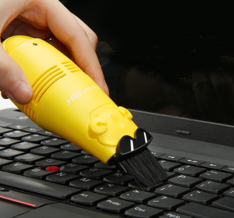 Hướng dẫn vệ sinh bàn phím laptop