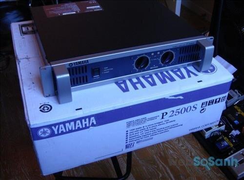 Cục đẩy công suất Yamaha P2500S