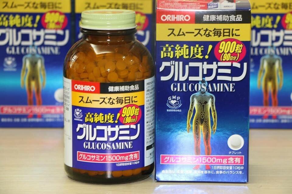 Thực phẩm chức năng bổ xương khớp Glucosamine