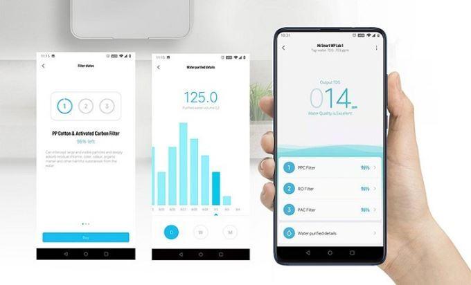 máy lọc nước Xiaomi Mi Smart